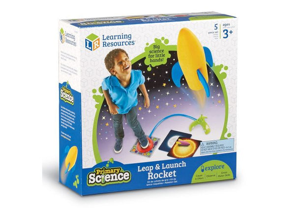 Primary Science® Leap & Launch Rocket