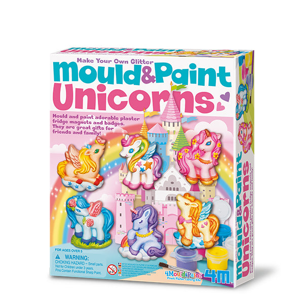 Mould & Paint | Unicorn