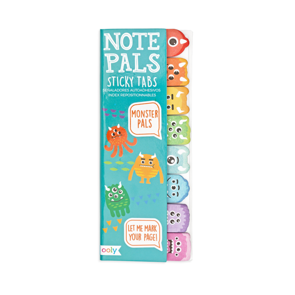 Monster Pals | Note Pals