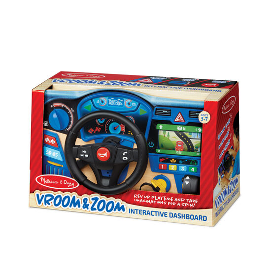Vroom & Zoom | Interactive Dashboard