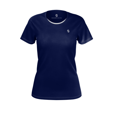 Womens slim fit tee - Gregory Sylvia