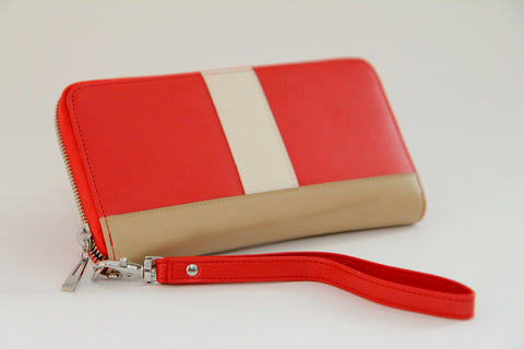 Crimson Crave wallet (crimson) - Gregory Sylvia