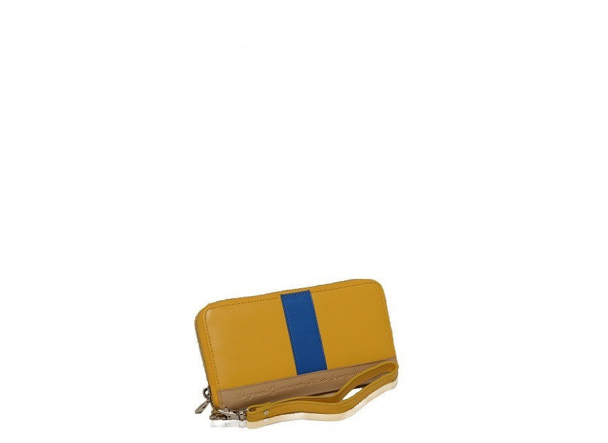 Haute of Gold wallet (gold) - Gregory Sylvia