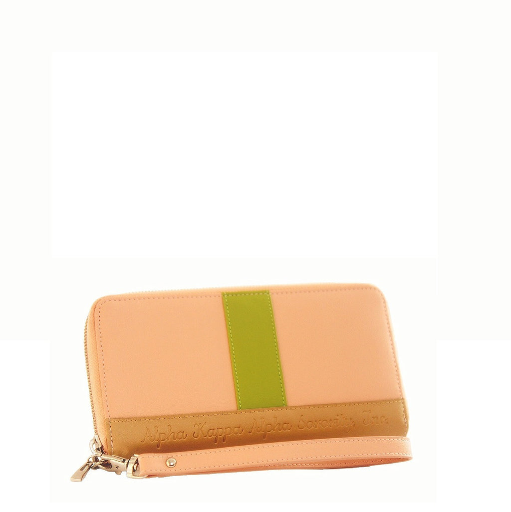 Highly AKAlaimed Wallet (pink) - Gregory Sylvia