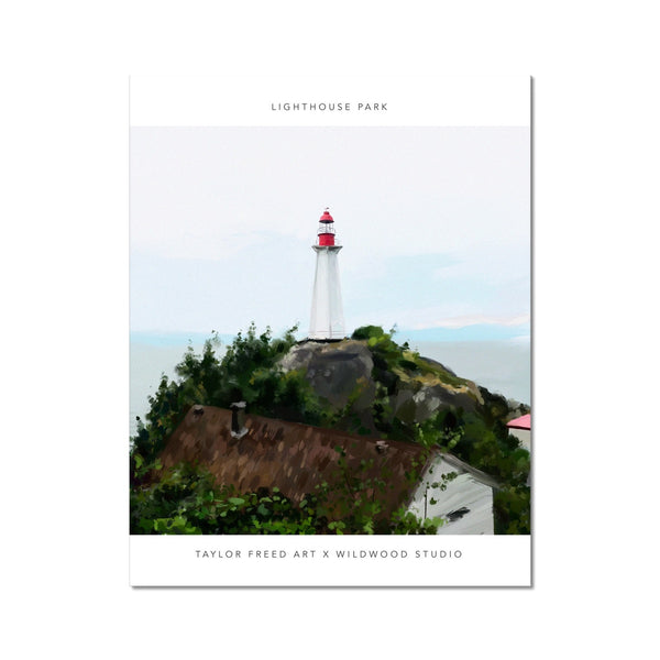 Lighthouse Park (Collab with Taylor Freed)