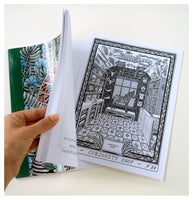 A Curious Coloring Book
