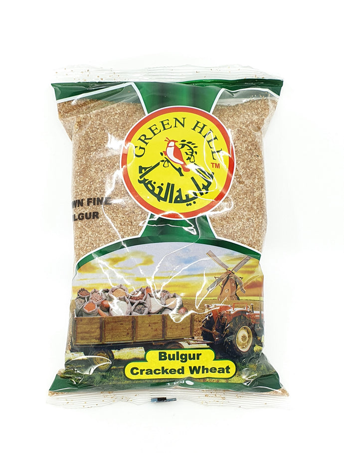 Green Hill - Bulgur Cracked Wheat - 1kg
