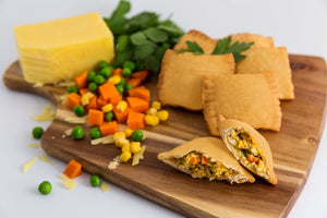 Chicken Vegetable Pocket (Frozen) - 18pc