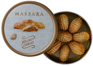 MASSARA Walnut Cookies - 250g