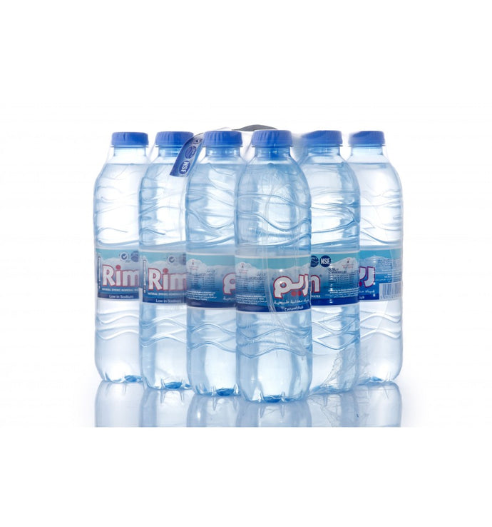 Rim Natural Mineral Water - 12 x 500mL Bottles