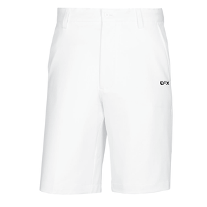 EFX GOLF SHORTS - WHITE