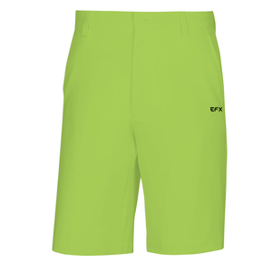EFX GOLF SHORTS - LIME