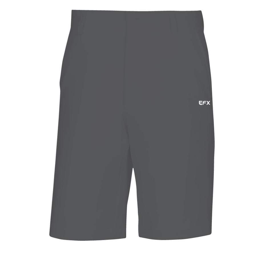 EFX GOLF SHORTS - DARK GRAY
