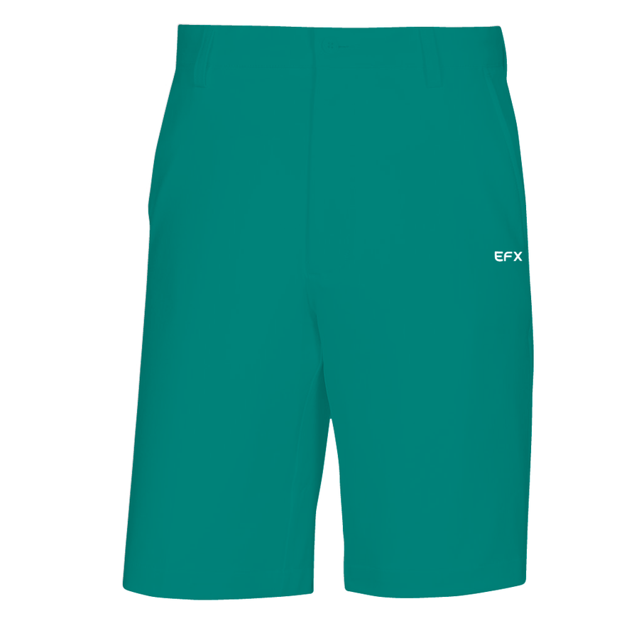 EFX GOLF SHORTS - DARK TEAL