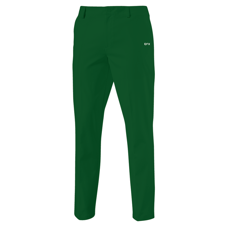 EFX GOLF PANTS - DARK GREEN