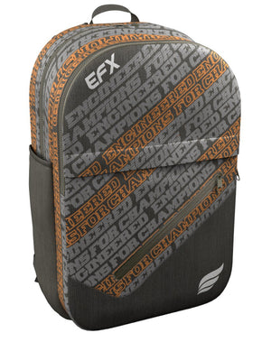 EFX - ENGINEERED FOR CHAMPIONS ORANGE BACKPACK