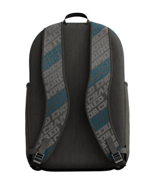 EFX - ENGINEERED FOR CHAMPIONS BLUE BACKPACK