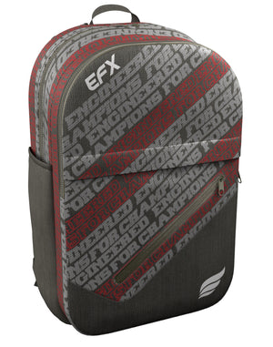 EFX - ENGINEERED FOR CHAMPIONS RED BACKPACK