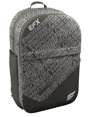EFX - ENGINEERED FOR CHAMPIONS WHITE BACKPACK