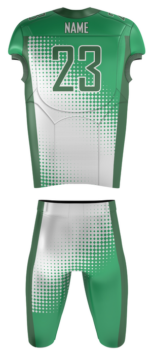 EFX Football Uniform - Squared