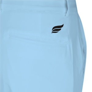 EFX GOLF SHORTS - LIGHT BLUE