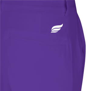 EFX GOLF PANTS - PURPLE