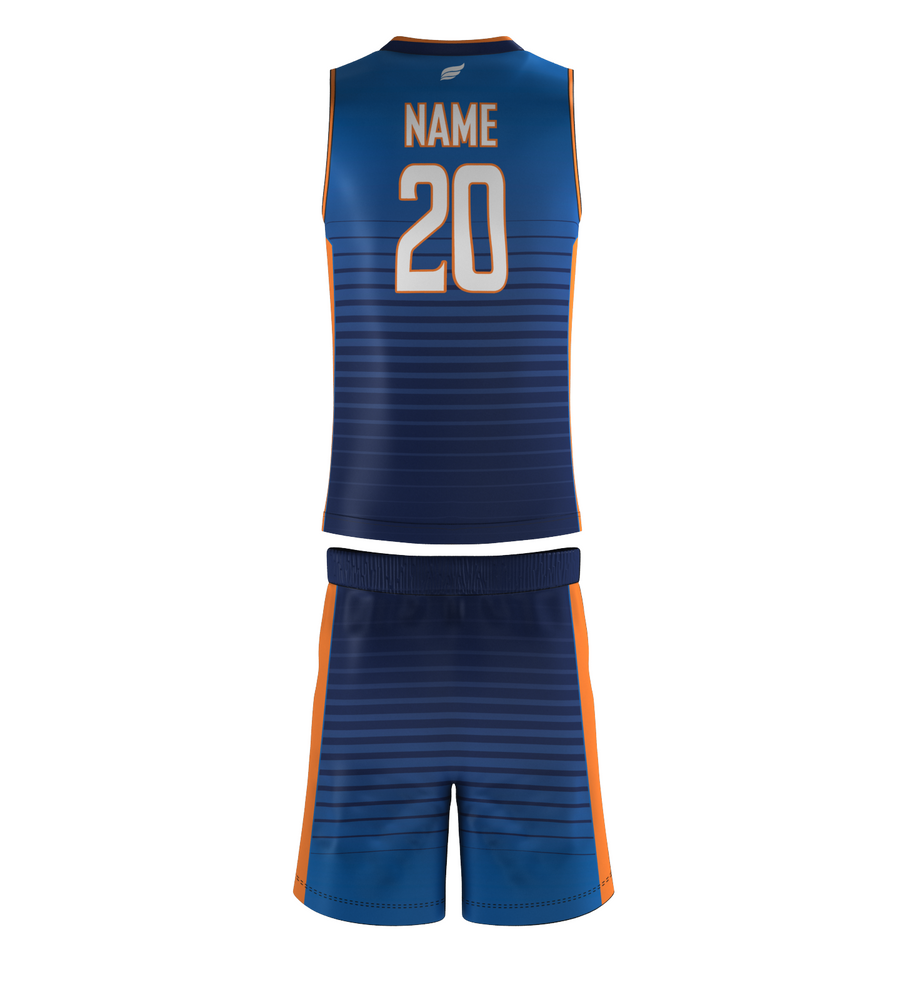 EFX Basketball Uniform - Gradient