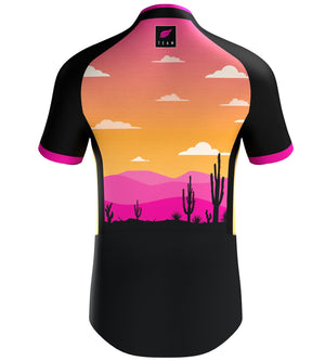 Cycling - EFX Sunset