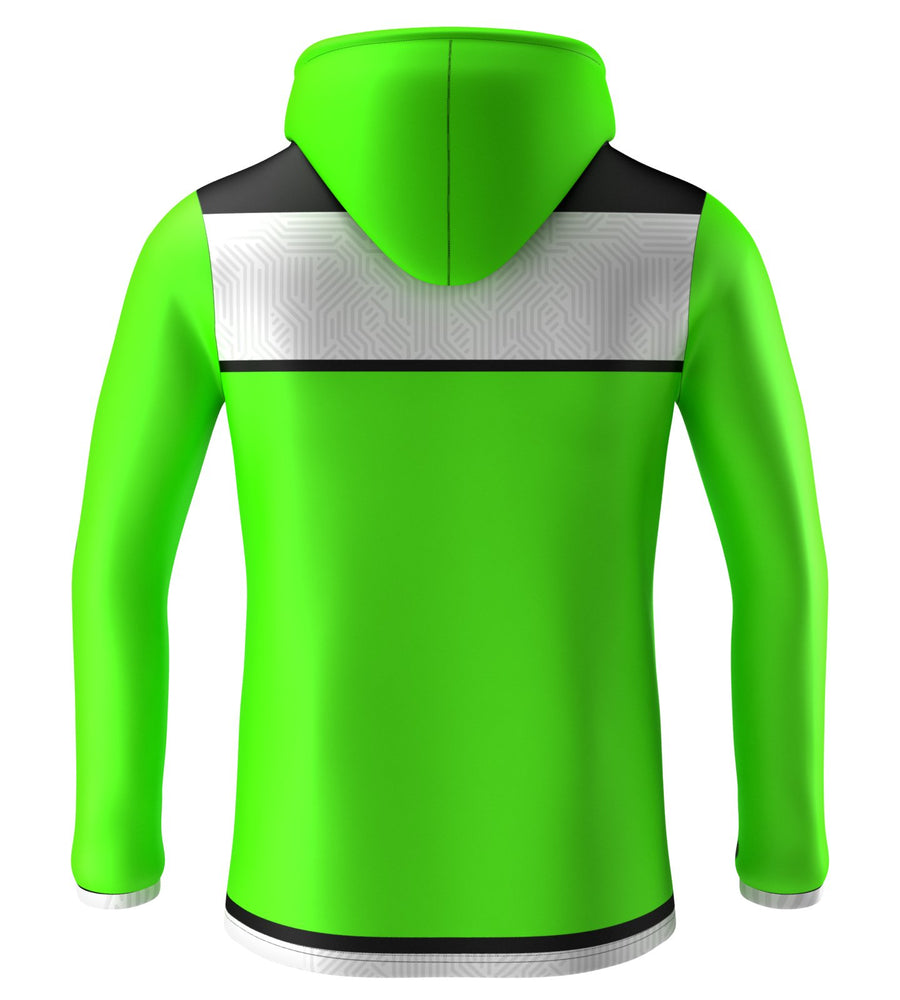 Pullover Hoodie - Neon Datr