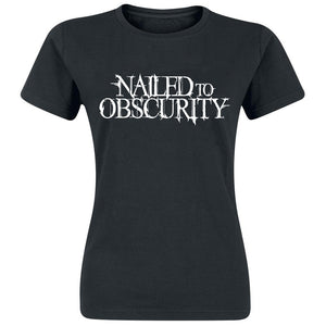 """Nailed To Obscurity"" Girl-Shirt"