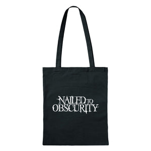 """Nailed To Obscurity"" Tote Bag"