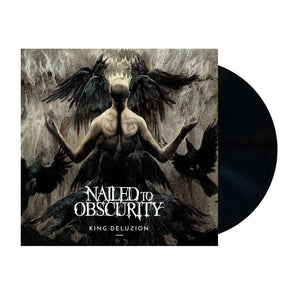 """King Delusion"" Black Vinyl (incl. Extensive Booklet)"