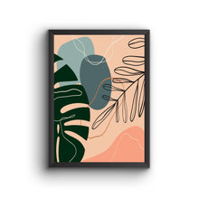 Load image into Gallery viewer, Abstract 003 Poster Frame