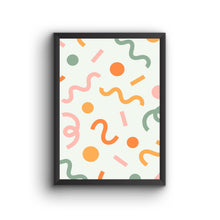 Load image into Gallery viewer, Abstract 010  Poster Frame
