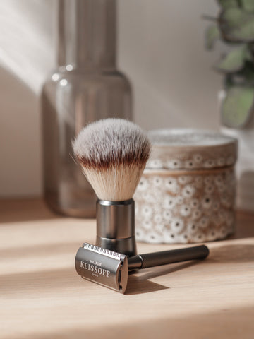 SHAVE KIT SILVER
