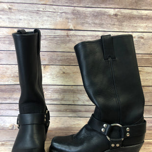 Primary Photo - BRAND: FRYE STYLE: BOOTS DESIGNER COLOR: BLACK SIZE: 6 SKU: 204-20493-1841