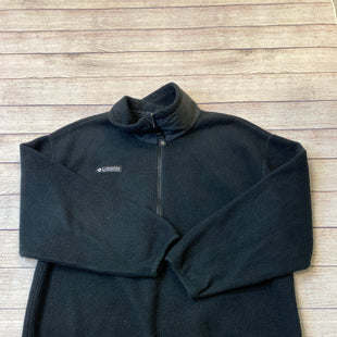 Primary Photo - BRAND: COLUMBIA STYLE: FLEECE COLOR: BLACK SIZE: M SKU: 204-20491-792