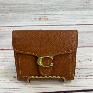 Primary Photo - BRAND: COACH STYLE: WALLET COLOR: BROWN SIZE: SMALL SKU: 204-20448-1178
