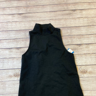 Primary Photo - BRAND: FREE PEOPLE STYLE: TUNIC SHORT SLEEVE COLOR: BLACK SIZE: L SKU: 204-20460-49525