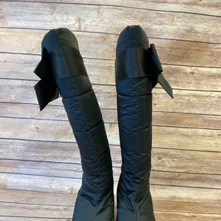 Primary Photo - BRAND: KATE SPADE STYLE: BOOTS DESIGNER COLOR: BLACK SIZE: 11 SKU: 204-20489-6729