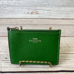 Primary Photo - BRAND: COACH STYLE: COIN PURSE SIZE: SMALL SKU: 204-20494-3652