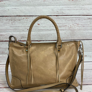 Primary Photo - BRAND: REBECCA MINKOFF STYLE: HANDBAG DESIGNER COLOR: BEIGE SIZE: MEDIUM SKU: 204-20438-112977
