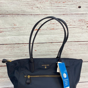 Primary Photo - BRAND: MICHAEL BY MICHAEL KORS STYLE: HANDBAG DESIGNER COLOR: NAVY SIZE: LARGE SKU: 204-20438-112619