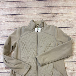 Primary Photo - BRAND: STYLE AND COMPANY STYLE: JACKET OUTDOOR COLOR: TAN SIZE: S SKU: 204-20489-8250