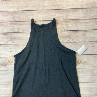 Primary Photo - BRAND: LULULEMON STYLE: ATHLETIC TANK TOP COLOR: GREY SIZE: S SKU: 204-20460-49611