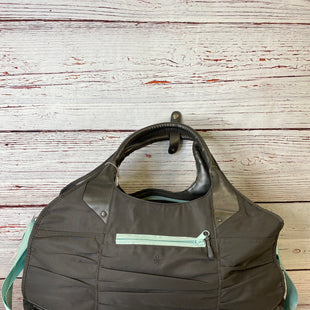 Primary Photo - BRAND: ATHLETA STYLE: TOTE COLOR: GREY SIZE: LARGE SKU: 204-20438-111612