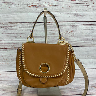 Primary Photo - BRAND: MICHAEL KORS STYLE: HANDBAG DESIGNER COLOR: TAN SIZE: MEDIUM SKU: 204-20460-53534
