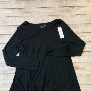 Primary Photo - BRAND: SOFT SURROUNDINGS STYLE: TOP LONG SLEEVE BASIC COLOR: BLACK SIZE: M SKU: 204-20438-107769