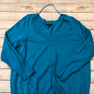 Primary Photo - BRAND: LANE BRYANT STYLE: SWEATER HEAVYWEIGHT COLOR: BLUE SIZE: 3X SKU: 204-20460-44545