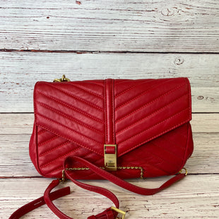 Primary Photo - BRAND: BOTKIER STYLE: HANDBAG DESIGNER COLOR: RED SIZE: MEDIUM SKU: 204-20438-113273
